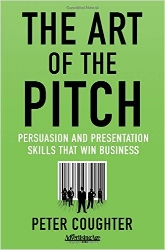 «The Art Of The Pitch» von Peter Coughter, Abbildung: www.amazon.com