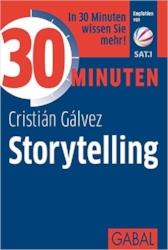 «Storytelling» von Christián Gálvez, Abbildung: www.amazon.de