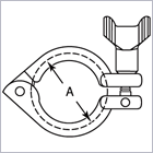 AC13HH  HEAVY DUTY CLAMP
