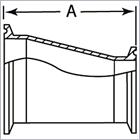 AC32  ECCENTRIC REDUCER
