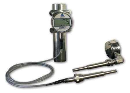 FH3/FH4 DIGITAL TEMPERATURE GAUGE FOR RETORT APPLICATIONS