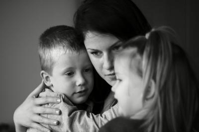 Mother with children.jpg