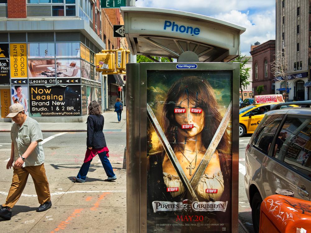 East 1st Street, NYC