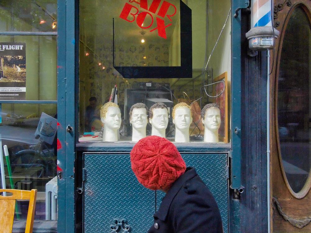 Soho, NYC, 2013