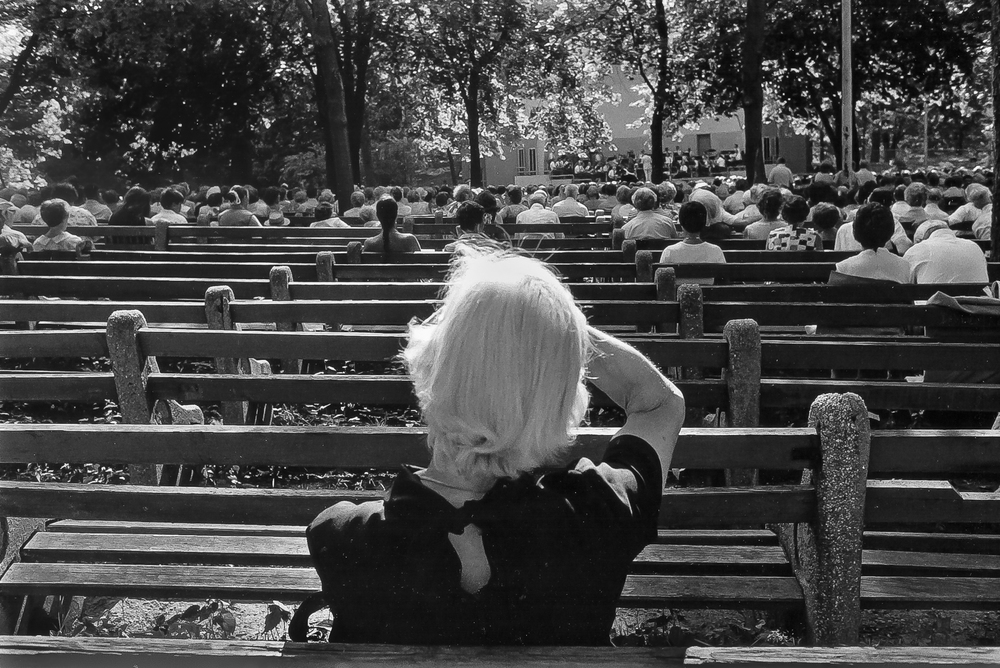 Central Park, NYC, 1970