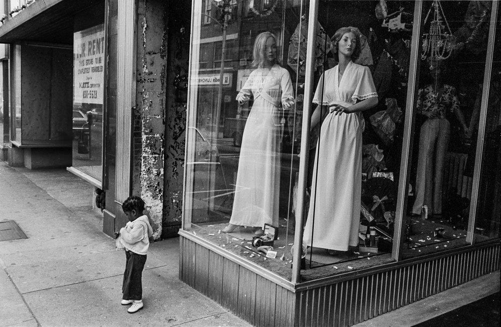Bridgeport, CT, 1974