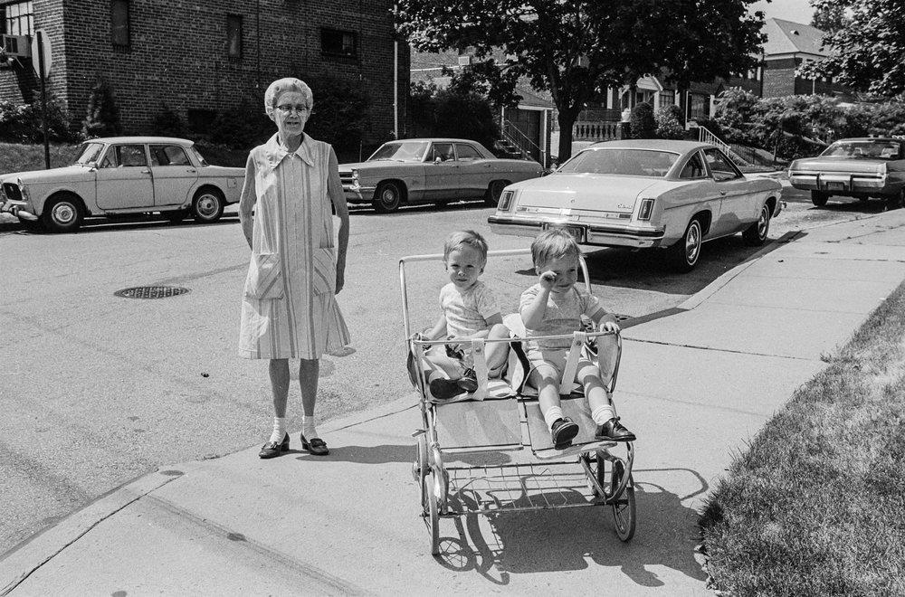 Queens, NYC, 1975