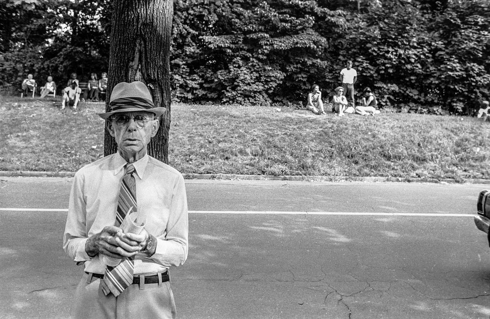 Forest Park, NYC, 1970