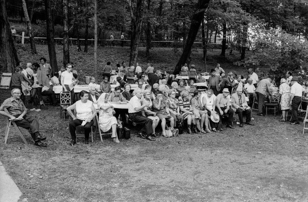 Workman's Circle Picnic, NY, 1971