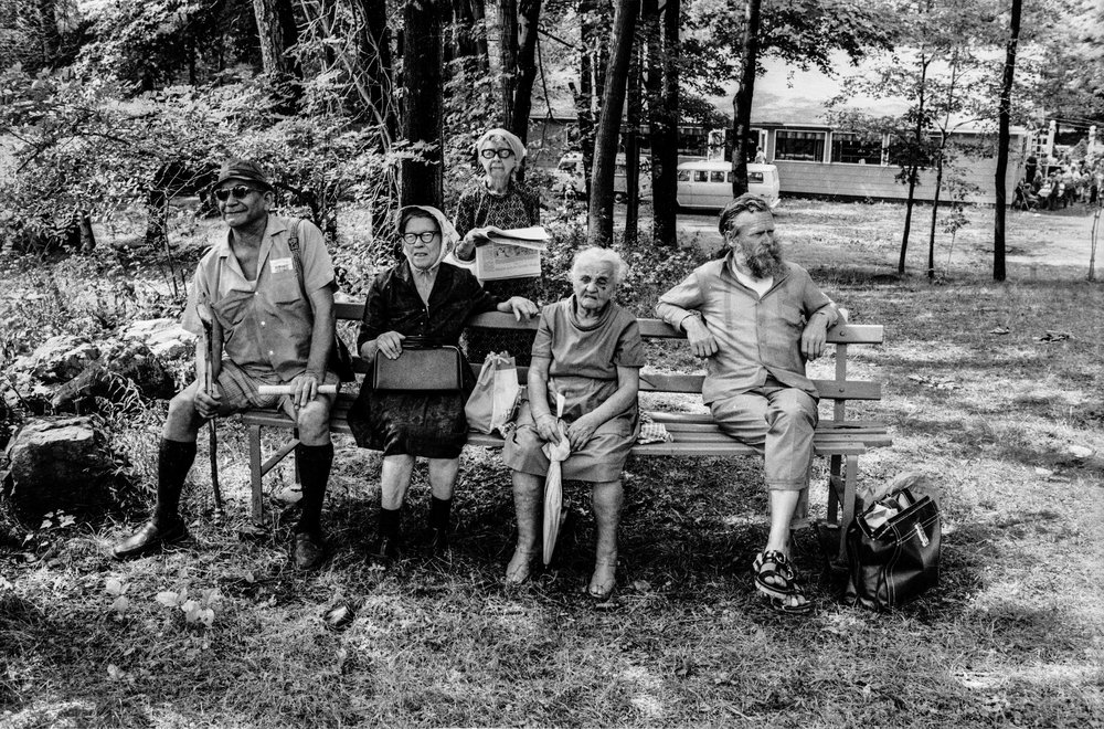 Workmen's Circle Picnic, NY, 1971