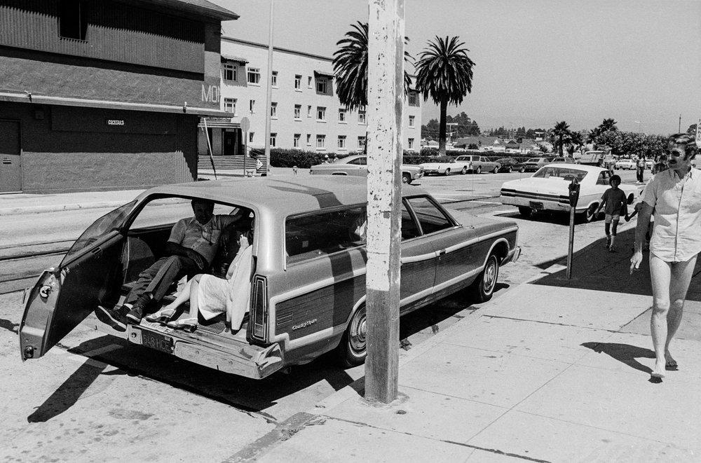 Santa Cruz, CA, 1975