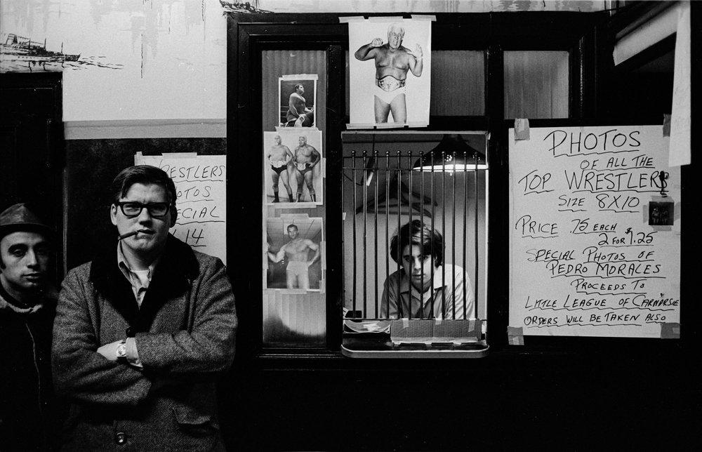 Sunnyside, Queens, NY, 1976