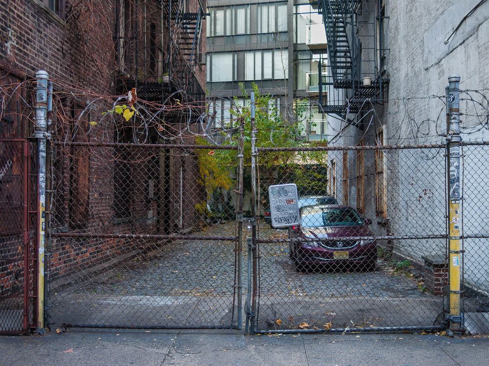 Lower East Side, NYC, 2015