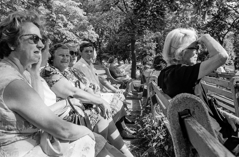 Concert, Forest Park, Queens, NY, 1975