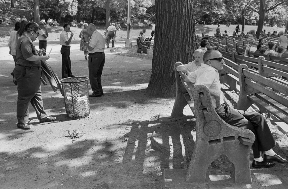 Forest Park, Queens, NY, 1975