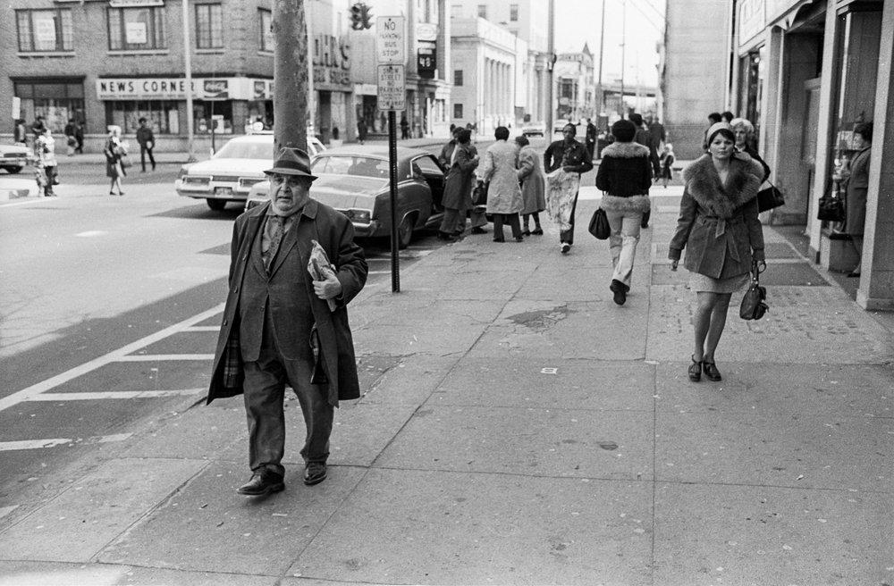 Bridgeport, CT, 1973