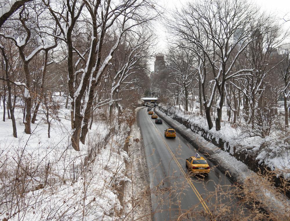 65th Street Transverse, January 2011