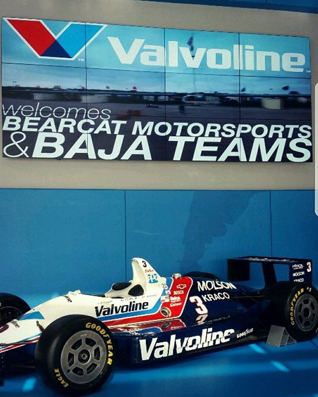 Great trip out to the new Valvoline HQ, glad to have thier support! #racecars #valvoline #gofast #motorsports