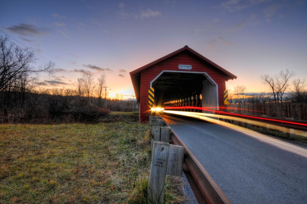 The Paper Mill Bridge