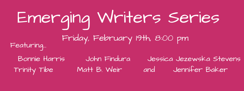Tonight at Bar Thalia (95th &Bway)!   $8 whiskies, fantastic writing, fun, and more fun!