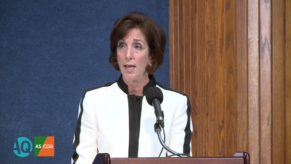 Roberta Jacobson, Assistant Secretary of State for Western Hemisphere Affairs, U.S. Department of State, gave opening remarks at the event.