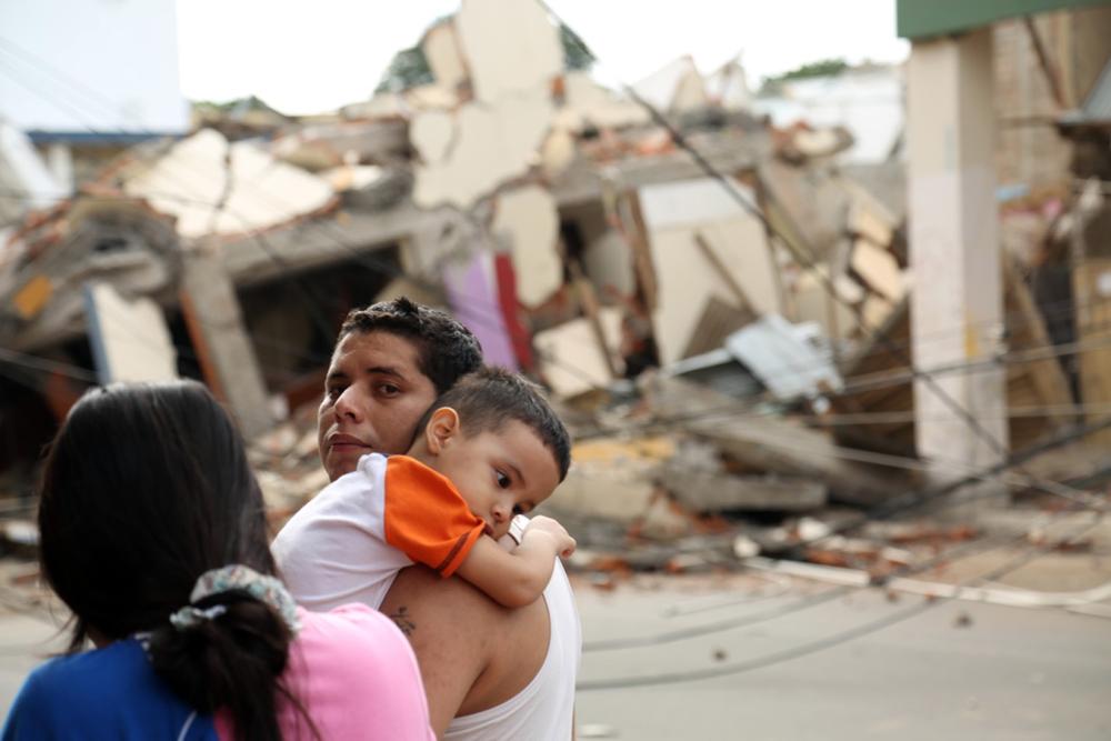 (AP Photo/Carlos Sacoto)