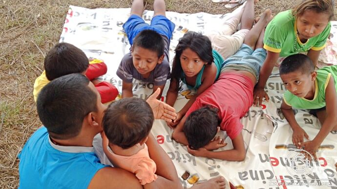 Copy of Humanitarian Roraima Mission | Fraternidade International