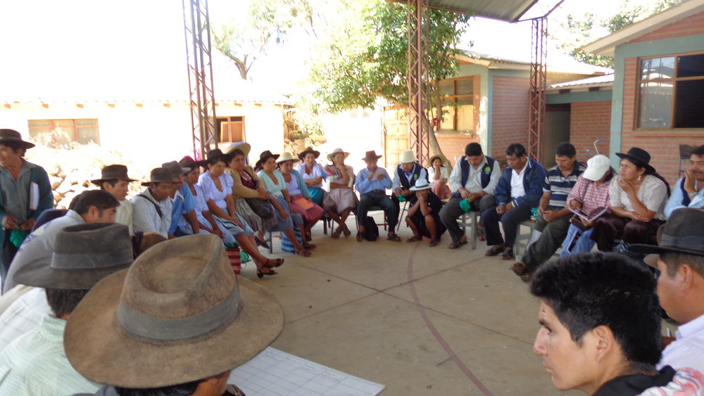 Bolivian Community Defenders Curb Human Trafficking    Read more