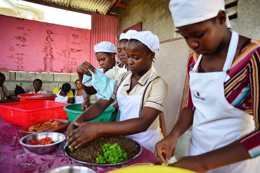 Haiti Neighborhood Revitalization: Community Approach to Development    Read more
