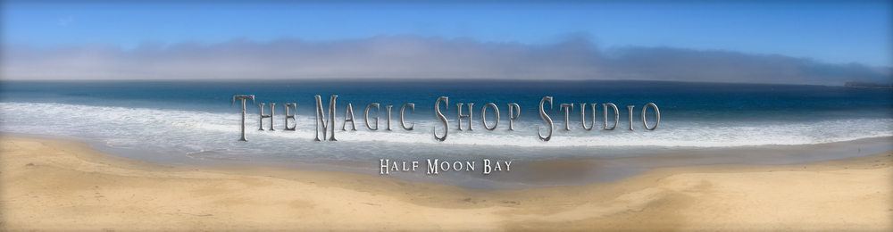 The Magic Shop Studio in Half Moon Bay