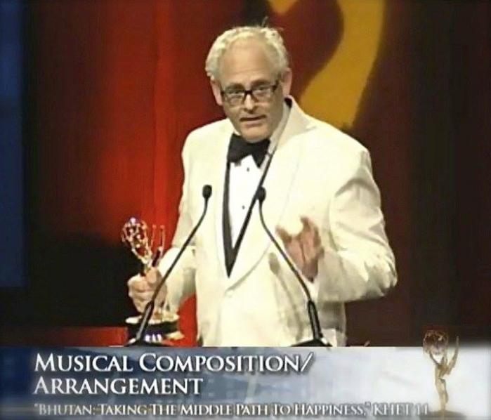 Winning Emmy