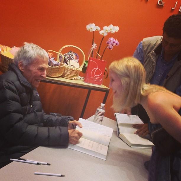 Meeting Burt Bacharach (at Moss Theatre)