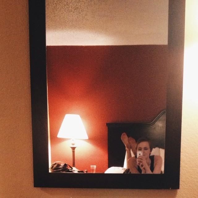 Night two of the road trip. Cheap hotel room in Amarillo, TX. Tulsa tomorrow.  (at Fifth Season Inn - Amarillo)
