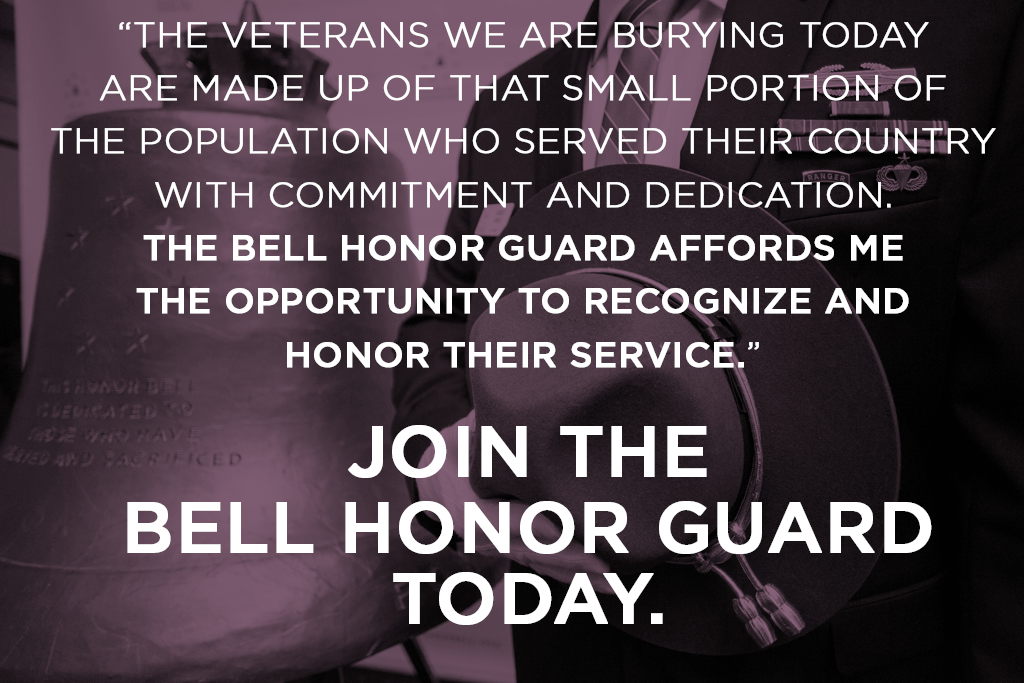 Bell Honor Guard Form — Honor Bell Foundation