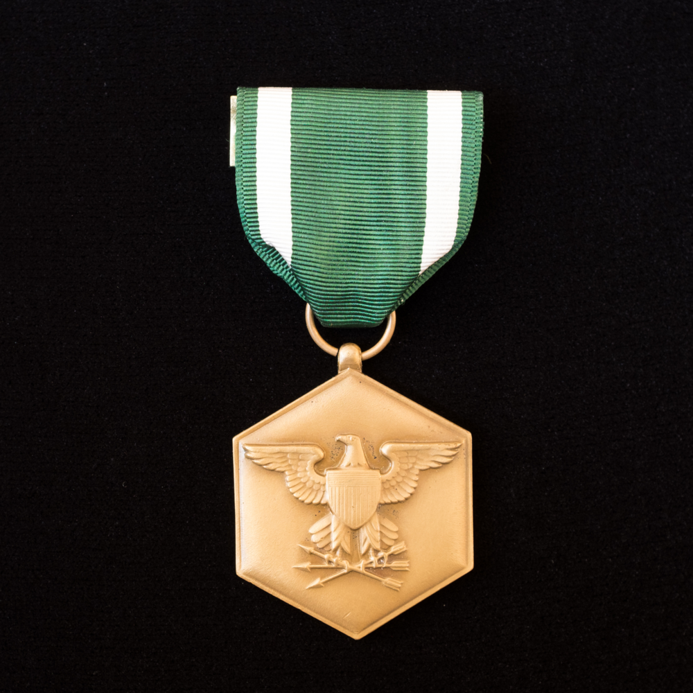 Dracon's Navy Commendation Medal