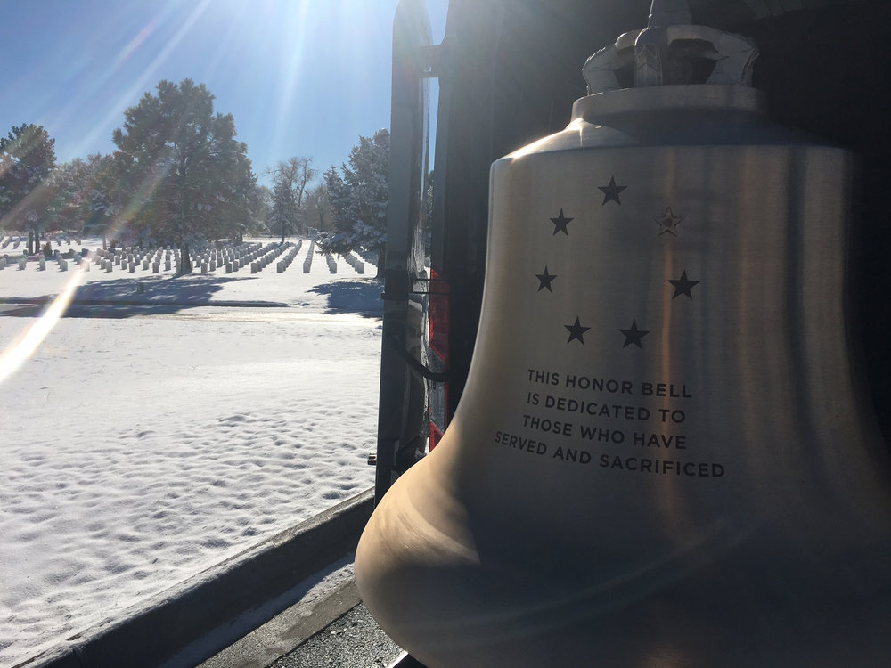 Honor Bell at Ft Logan Winter 2016.JPG
