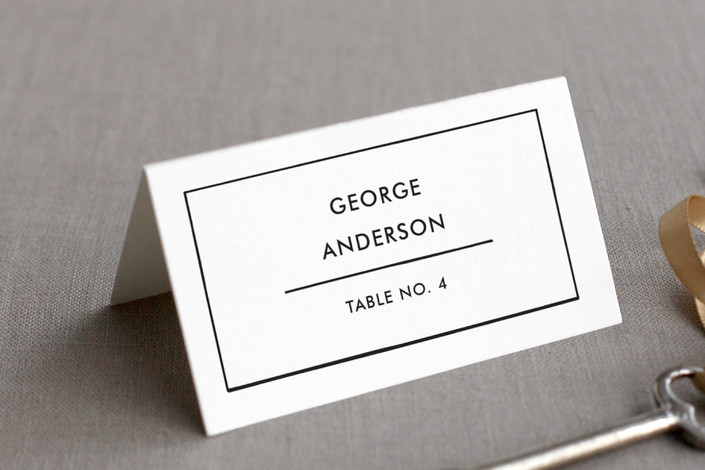 FEAST PLACE CARDS