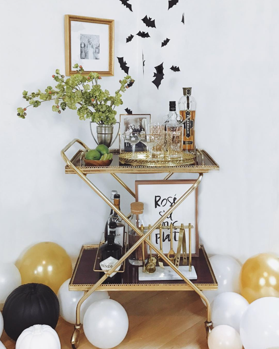 Marabou Design Halloween Bar Cart Brandy Brown.png