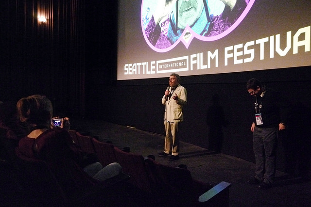 SIFF 2015 | Love Among the Ruins | June 4, 2015. Q&A with Producer Richard Meyer. Photo Credit: Kalani Akuna