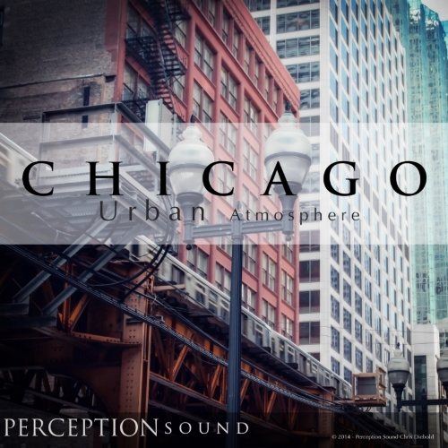 This library contains a dynamic variety of the urban soundscapes of Chicago, Illinois. These recordings range from busy sidewalk ambiences, street corners, crowds, subways, skyline tones, horns, to back alley rumbles. Iconic Chicago sounds such as the El Train, Lower Wacker Drive, and Michigan Avenue are only some of the unique sounds found in this library. Although Chicago has many iconic features that create it's soundscape, this library can be used for any city or urban application.