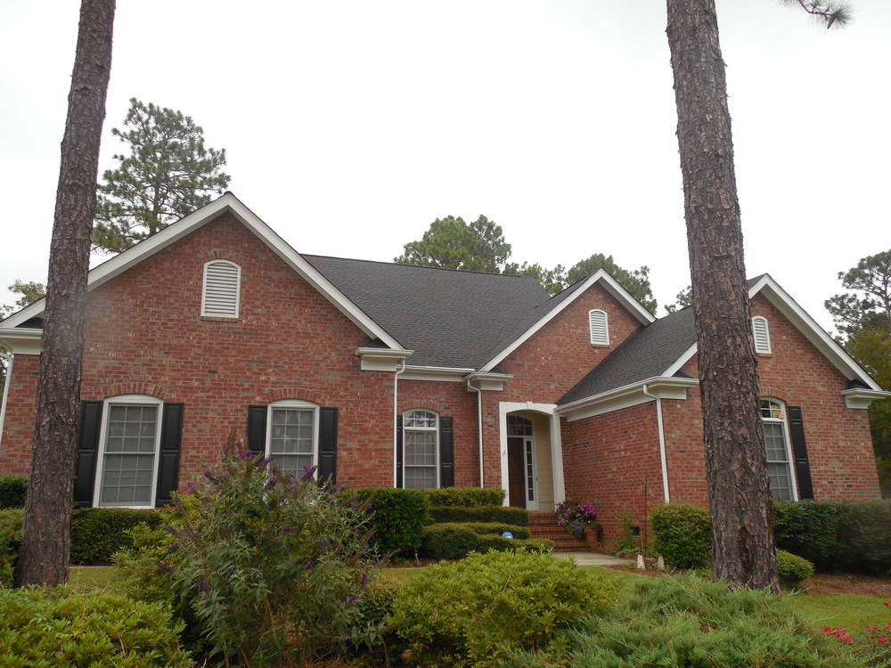 Fayetteville, NC   GAF Timberline HD Charcoal