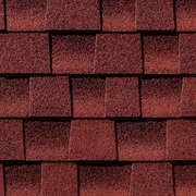 GAF Timberline HD - Lifetime Shingles Patriot Red