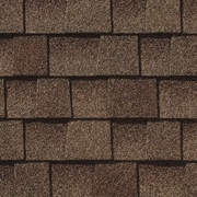 GAF Timberline Natural Shadow - Lifetime Shingles   Barkwood
