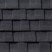 GAF Timberline Natural Shadow - Lifetime Shingles   Charcoal