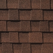 GAF Timberline Natural Shadow - Lifetime Shingles   Hickory