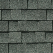 GAF Timberline Natural Shadow - Lifetime Shingles   Slate