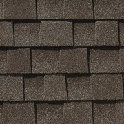 GAF Timberline Natural Shadow - Lifetime Shingles   Weathered Wood