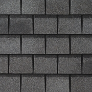 GAF Slateline Lifetime Designer Shingles Antique Slate