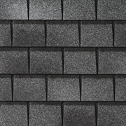 GAF Slateline Lifetime Designer Shingles     English Gray