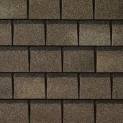 GAF Slateline Lifetime Designer Shingles     Weathered Slate